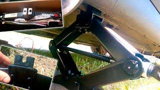 Домкрат винтовой механический (ромбический) для Ауди А6 С5 - обзор домкрата 2Т