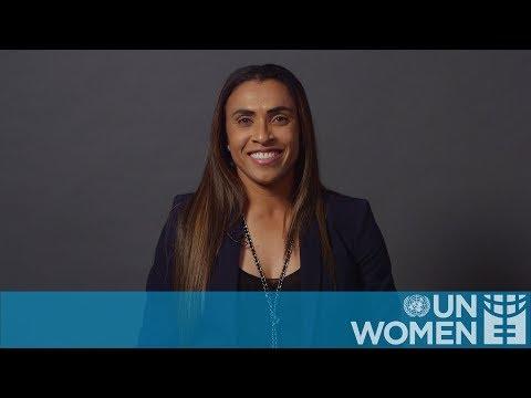 Meet Marta, UN Women-s Goodwill Ambassador for women and girls in sport  - نشر قبل 36 دقيقة