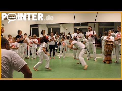 Ruth vloggt - 5 Gründe für Capoeira