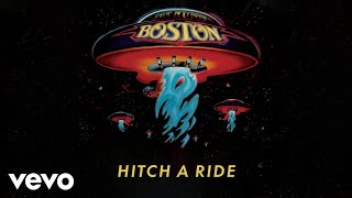 Boston - Hitch a Ride (Audio)