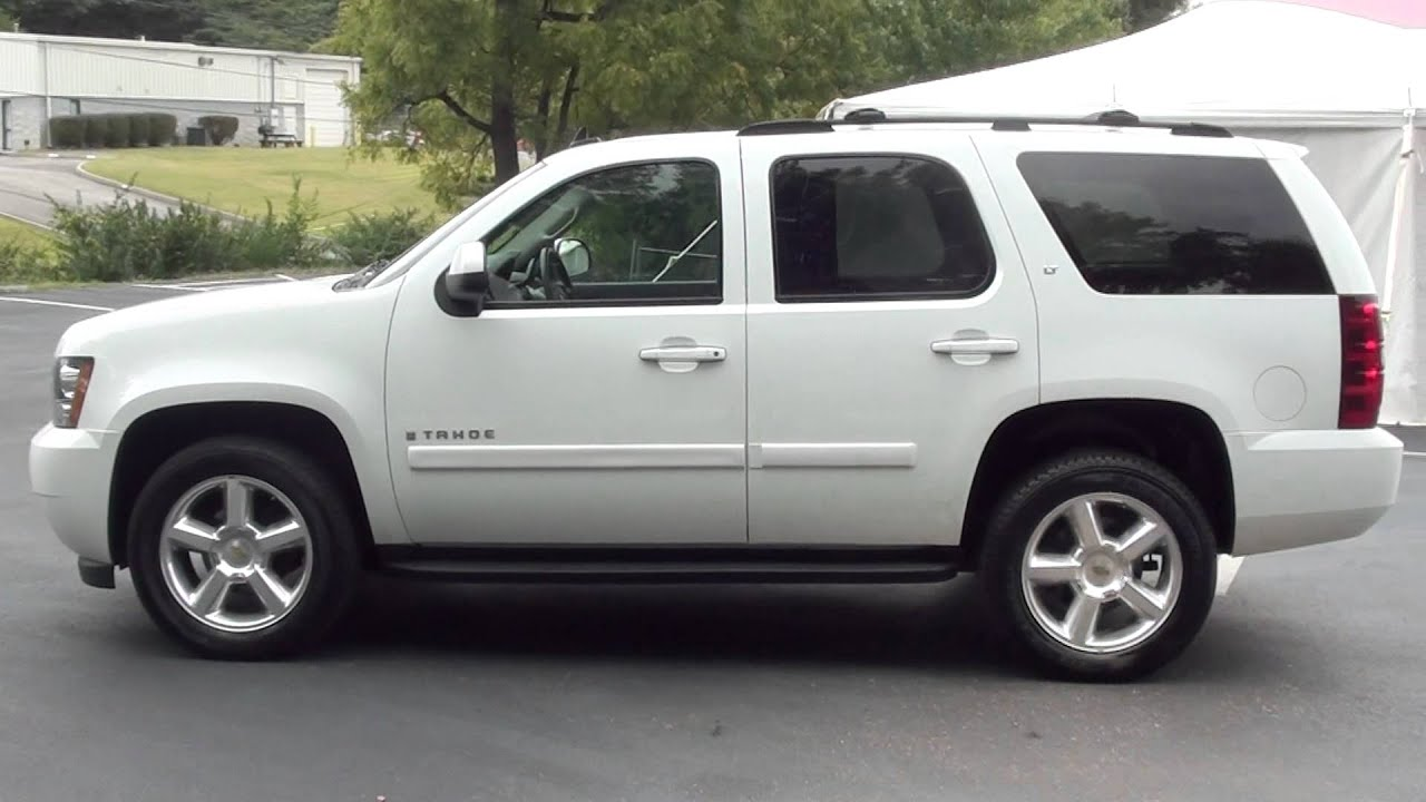 For Sale 2007 Chevrolet Tahoe Lt 1 Owner Stk 11611b