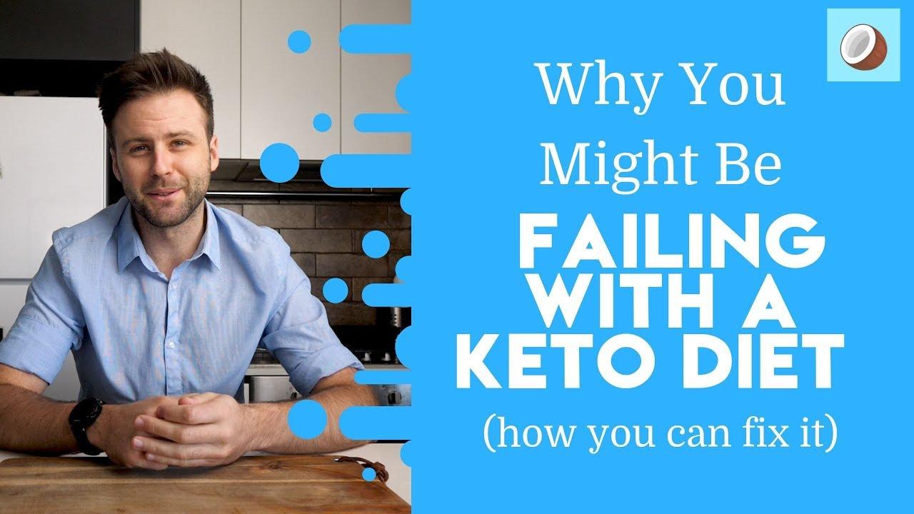 why my keto diet failed