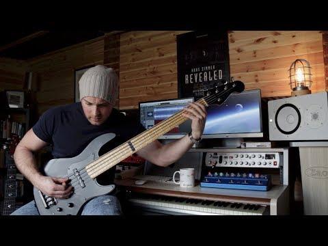 Liam Tillyer chose a UNI-PRE for his Fender Jazz V.