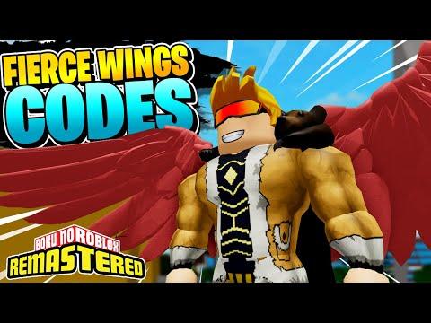 Boku No Roblox Fierce Wings Wiki Boku No Roblox Remastered 5 New Fierce Wings Codes June 2020