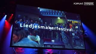 Uitreiking Festival Award - De IJssel Stroomt Over 2017 - Hedon Zwolle