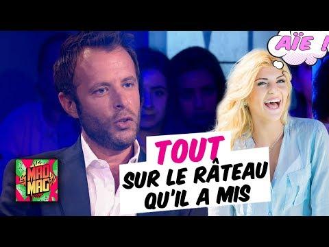 ☮BONUS Mad Mag : Toute la vérité sur le râteau que Fabrice a mis à Mélanight !