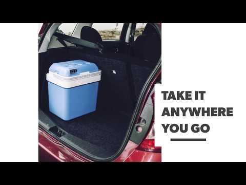 ALEKO® CARFR24BL Portable Car Cooler / Warmer
