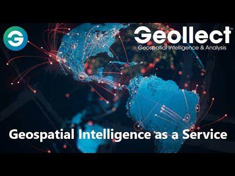 Maritime Information Dashboard - Geollect Ltd