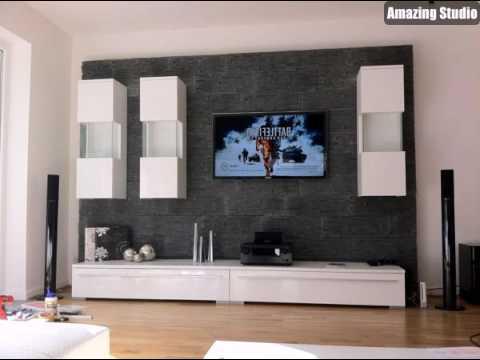 fernsehm bel mit einem modernen design youtube. Black Bedroom Furniture Sets. Home Design Ideas
