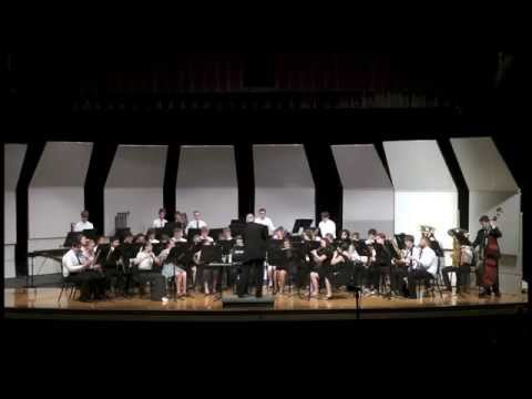 Bloomington High School South Advanced Concert Band, May 19, 2015
