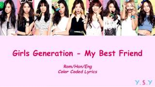 Girls' Generation - My Best Friend