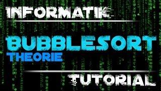 Bubblesort erklärt (Theorie)
