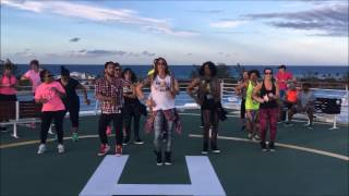 Zumba® with LO - *Get Lucky Bachata Remix/ Bahamas*