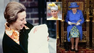 Why Princess Anne turned down Queen's offer to make her daughter a royal title