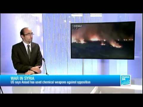 War in Syria: US will begin sending arms to Syrian insurgents, but which ones? 06/14/2013