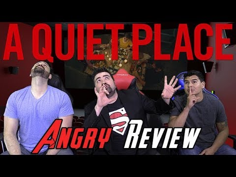 A Quiet Place Angry Movie Review
