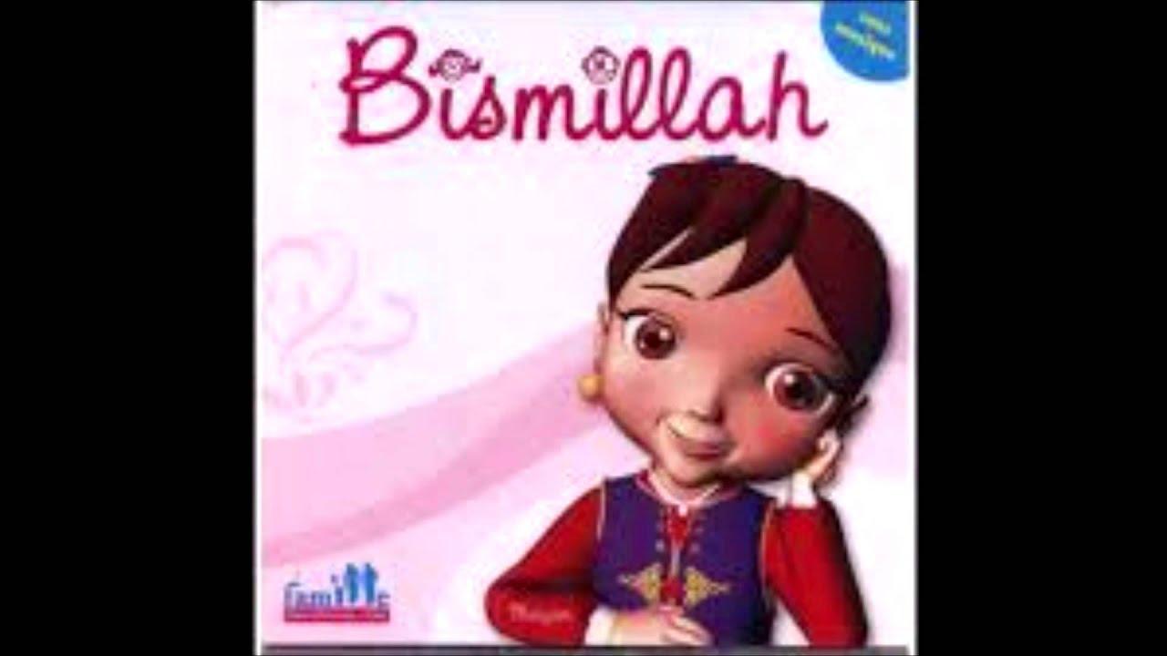 clip bismillah au nom dallah