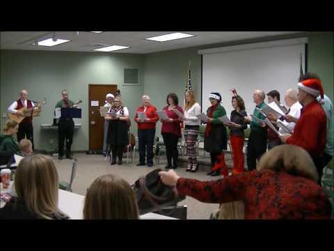 Douglas PUD Annual Christmas Program 2016 by Hank LuBean