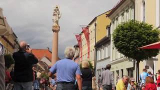 Murnau am Staffelsee in Bayern