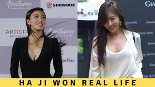 Ji-won nackt Ha  Glamour massage