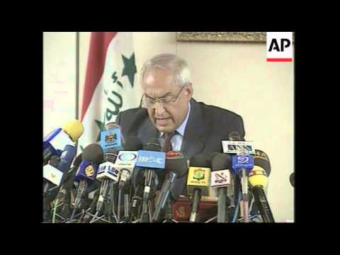 Saddam's adviser comments on British dossier