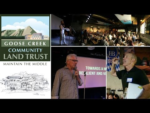 Goose Creek Community Land Trust Event