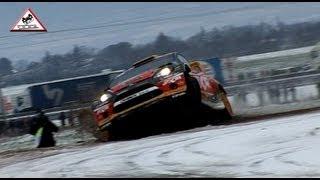 Crash & Show Rallye Monte-Carlo 2013 [Passats de Canto]