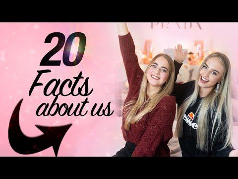 Unser 1. YouTube Video - 20 FAKTEN über Uns   Lovely LJ ♡