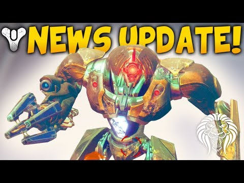 DESTINY 2 NEWS! Leaked Content, Patch Notes Info, Fake Rumors, 1 Shot Sniper & Trials