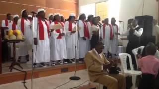 chorale l'eglise baptiste Eben-ezer spm