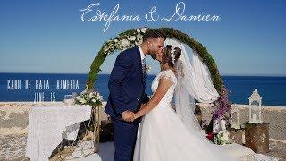 Estefanía&Damien. Una boda maravillosa en Castillo San Ramón, Almería