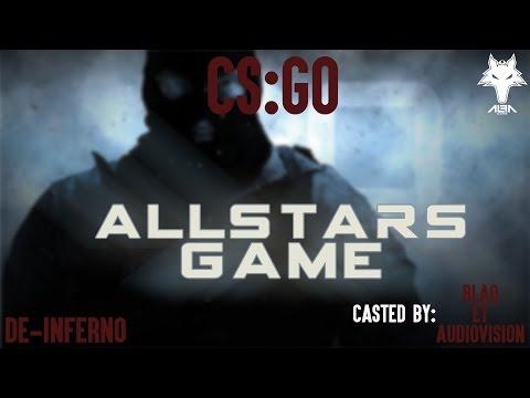 [CS:GO] ALFA ALLSTARS (de_inferno) [HD] #DZ COMMENTARY | Blaq & AudioVision
