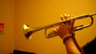 Family Guy Theme Song on Trumpet