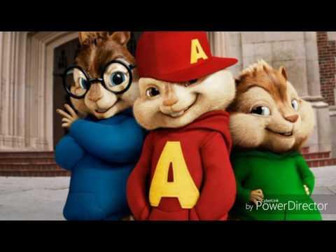 Ich und mein Holz Alvin und die Schipmunks version