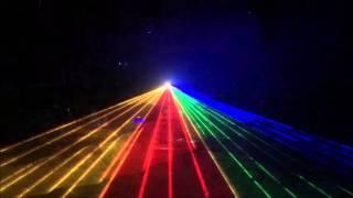 Laser 2 2 Wars Dmx Ilda Centralsonorisation.fr