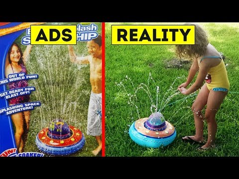 Morgen - Ads Vs. Reality