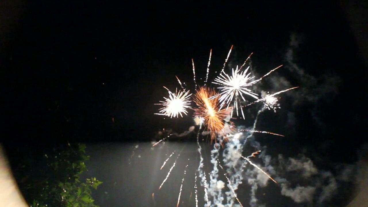 Backyard Firework Show 2017