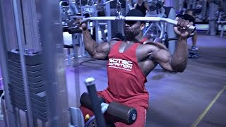 Cedric McMillan - Back Attack