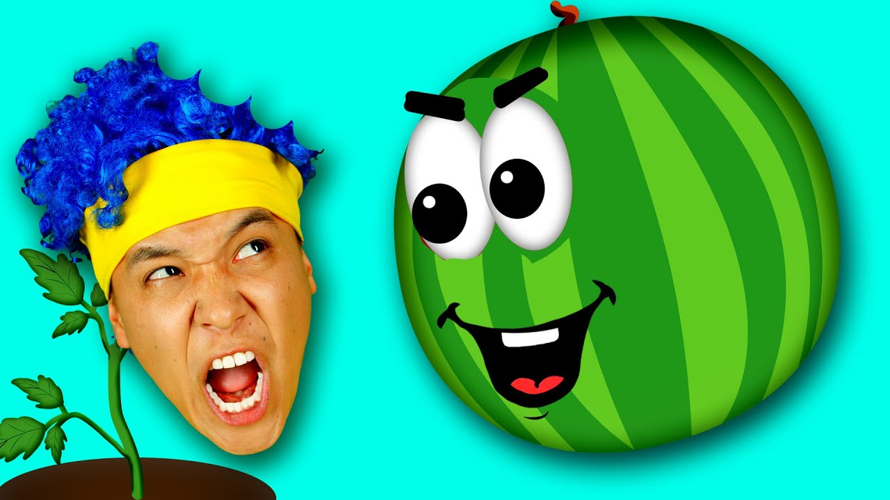 What is growing on a tree? | D Billions Kids Songs