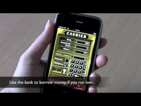 Astraware Casino for iPhone demo