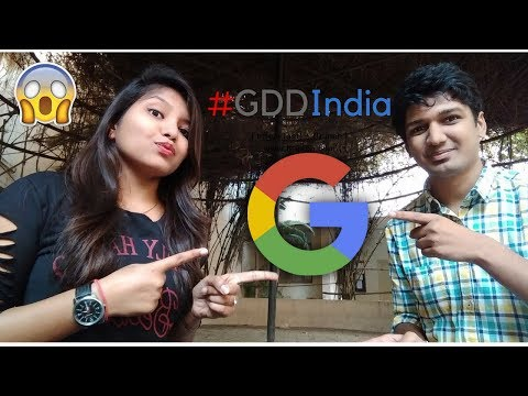 Google Developer Days 2017 | GDD India |...