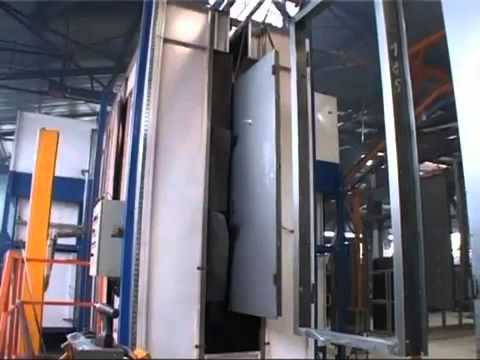 Производство железных дверей Торэкс.