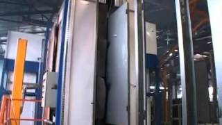 видео установка железных дверей в Москве
