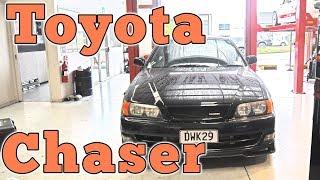 видео Toyota Chaser