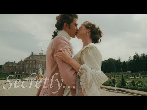 Secretly  Secret love in the 18th century