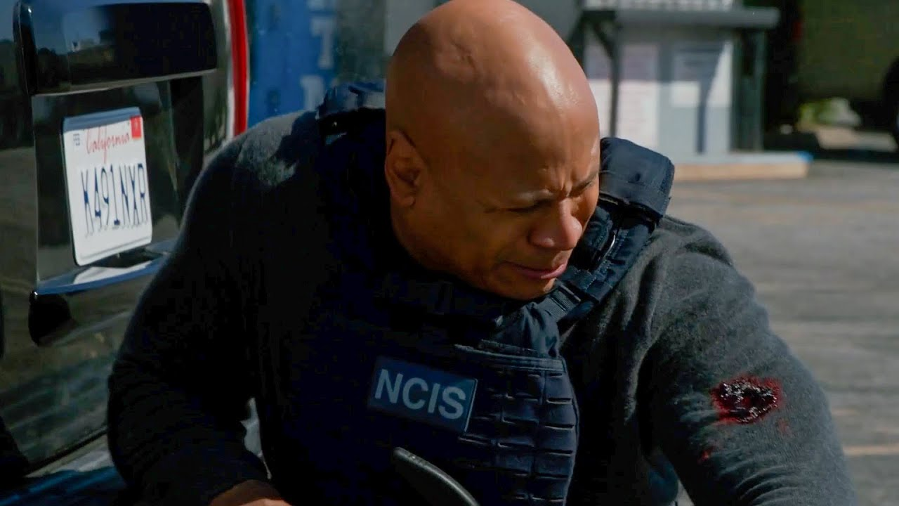 Download Hanna Gets Shot In The Arm - NCIS Los Angeles 12x16