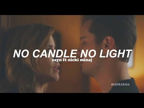 Zayn - No Candle No Light ft Nicki Minaj Traducida al español