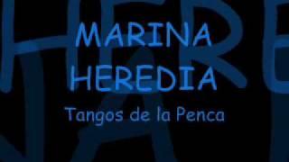 MARINA HEREDIA - Tangos de Graná