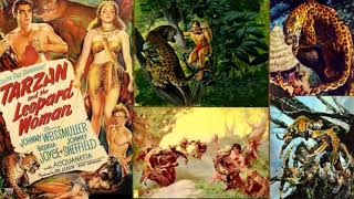 Tarzan and the Leopard Woman music by Paul Sawtell