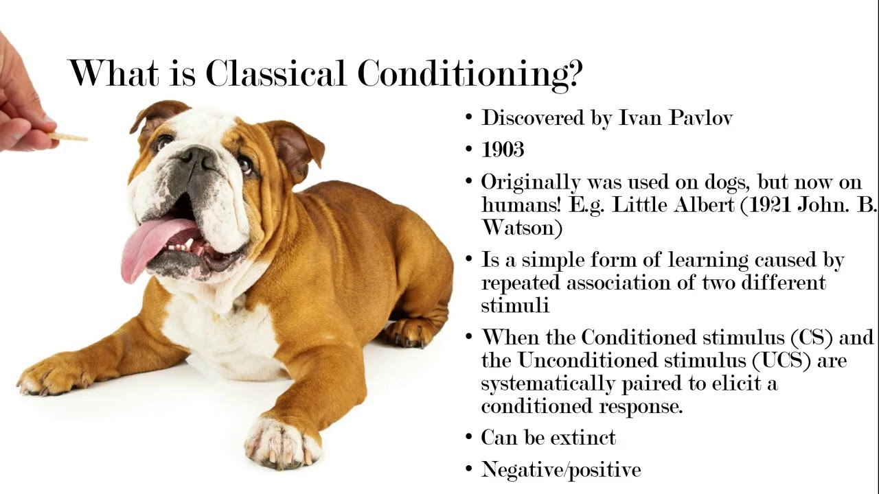 the use of classical conditioning in commercials